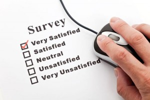 Measuring Satisfaction Surveys